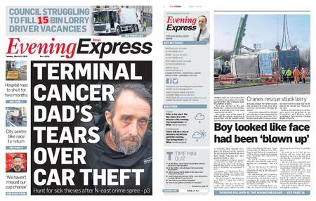 Evening Express – March 12, 2019