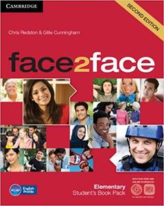 face2face Elementary Student's Book with DVD-ROM and Online Workbook Pack 2nd Edition