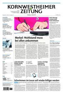 Kornwestheimer Zeitung - 13. März 2018