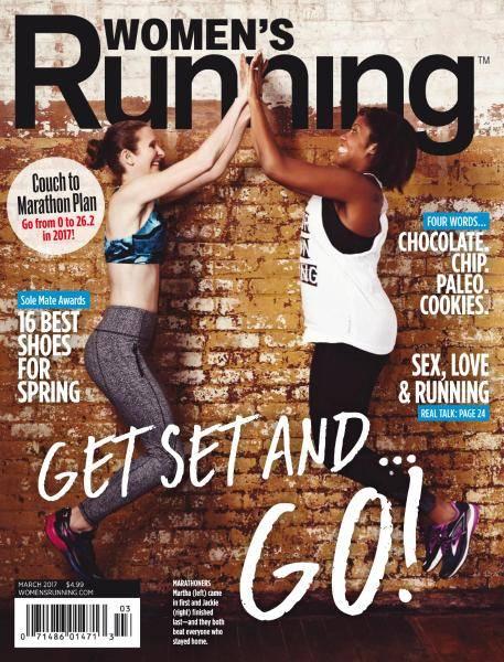Women's Running USA - March 2017