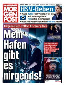 Hamburger Morgenpost – 14. Mai 2019