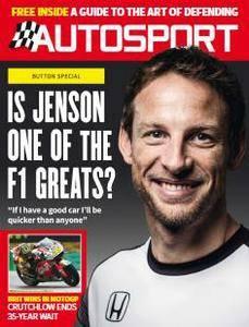 Autosport - August 25, 2016