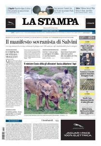 La Stampa Torino Provincia e Canavese - 3 Aprile 2019