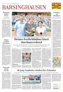 Barsinghausen/Wennigsen - 29. Juli 2019