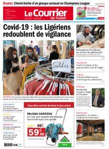 Le Courrier de l'Ouest Cholet – 16 juillet 2020