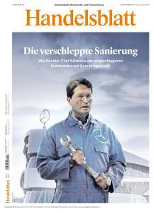 Handelsblatt - 17-19 Juli 2020