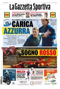 La Gazzetta dello Sport Cagliari - 28 Marzo 2021