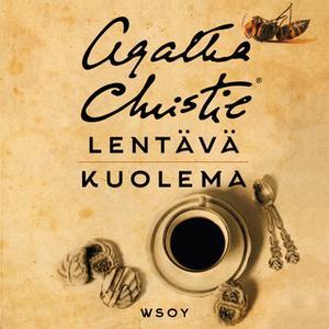 «Lentävä kuolema» by Agatha Christie