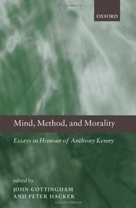 Mind, Method, and Morality [Repost]
