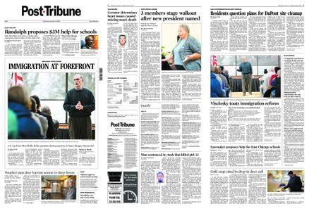 Post-Tribune – January 13, 2018