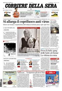 Corriere della Sera – 21 ottobre 2020