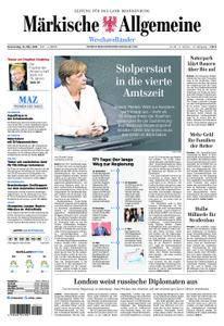 Märkische Allgemeine Westhavelländer - 15. März 2018