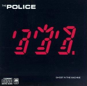 The Police - 5 albums