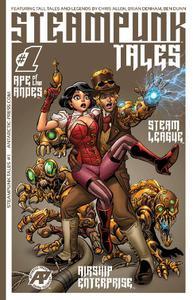 Antarctic Press-Steampunk Tales No 01 2015 Hybrid Comic eBook
