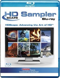 HDScape: Sampler Blu-ray / HD Scape: Blu-Ray семплер (2008) [ReUp]