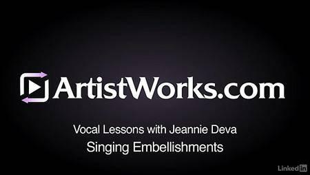 Lynda - Vocal Lessons with Jeannie Deva: Singing Embellishments