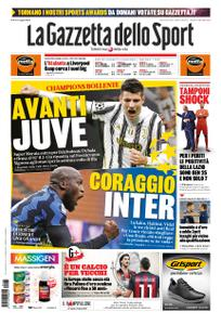 La Gazzetta dello Sport Sicilia – 25 novembre 2020