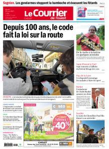 Le Courrier de l'Ouest Cholet – 25 mai 2021