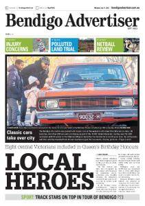 Bendigo Advertiser - June 11, 2018