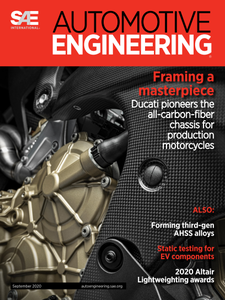 Automotive Engineering - September 2020