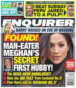 National Enquirer – May 14, 2018