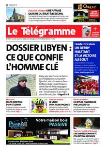 Le Télégramme Brest – 21 septembre 2020