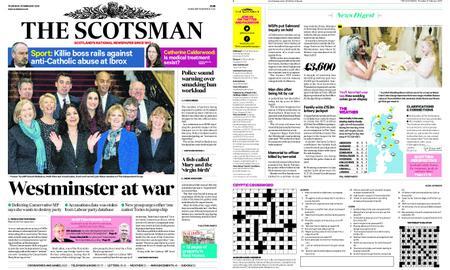 The Scotsman – February 21, 2019