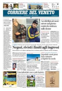 Corriere del Veneto Padova e Rovigo – 26 novembre 2020