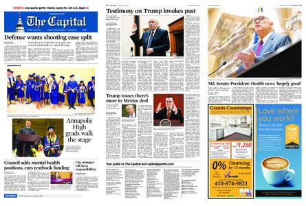 The Capital – June 11, 2019