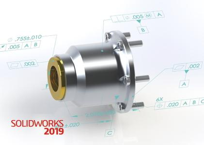 SolidWorks 2019 SP5.0