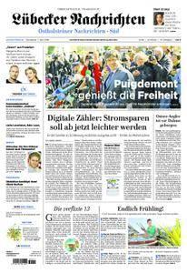 Lübecker Nachrichten Ostholstein Süd - 07. April 2018