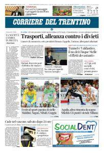 Corriere del Trentino - 12 Giugno 2018