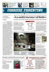 Corriere Fiorentino La Toscana - 7 Aprile 2018