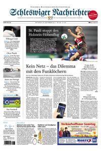 Schleswiger Nachrichten - 20. September 2017