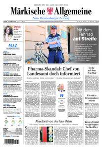 Neue Oranienburger Zeitung - 17. August 2018