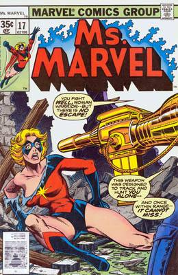 Ms Marvel #17