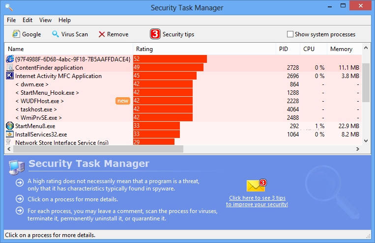 Security Task Manager 2.1g DC 11.08.2016 Multilingual