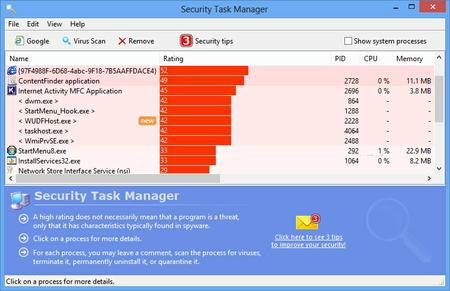 Security Task Manager 2.1i Multilingual