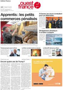 Ouest-France Édition France – 17 mai 2019