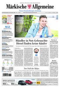 Neue Oranienburger Zeitung - 24. Februar 2018