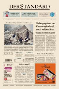 Der Standard – 04. Dezember 2019