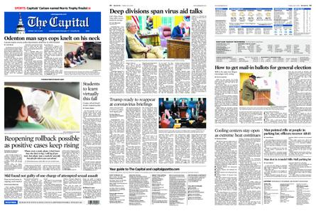 The Capital – July 21, 2020