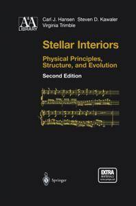 Stellar Interiors: Physical Principles, Structure, and Evolution (Repost)