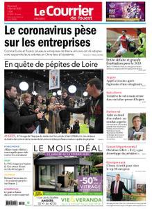 Le Courrier de l'Ouest Angers – 05 février 2020
