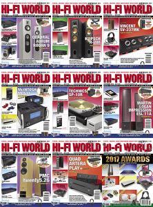 Hi-Fi World - Full  2018 Collection