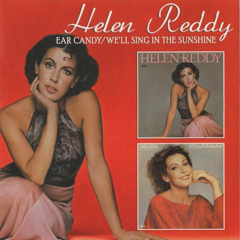 Helen Reddy - Ear Candy (1977) & We'll Sing In The Sunshine (1978) [2010, Remastered Reissue]