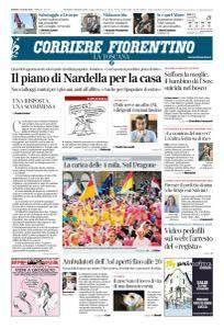 Corriere Fiorentino La Toscana - 7 Luglio 2018