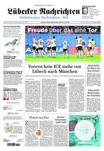 Lübecker Nachrichten Ostholstein Süd - 13. Juni 2019