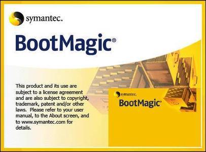 Symantec BootMagic ver.8.05 Build 295 Final (Repost)