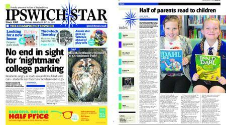 Ipswich Star – September 21, 2017